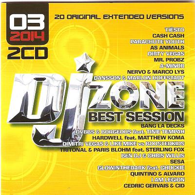 VA - Dj Zone: Best Session 03 [2CD] (2014) .mp3 - V0