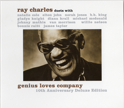 Ray Charles - Genius Loves Company (10th Anniversary Deluxe Edition) (2014) .mp3 - V0