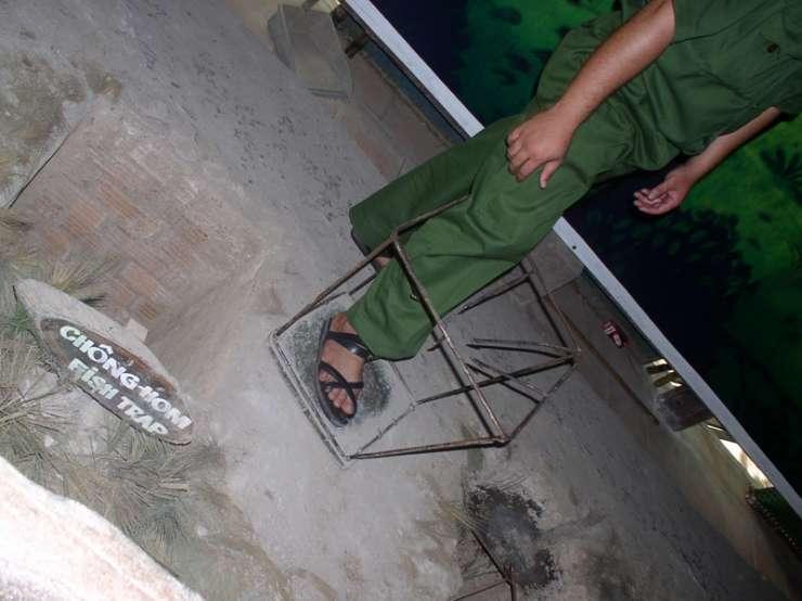 Wietnamskie pułapki z czasów wojny 3