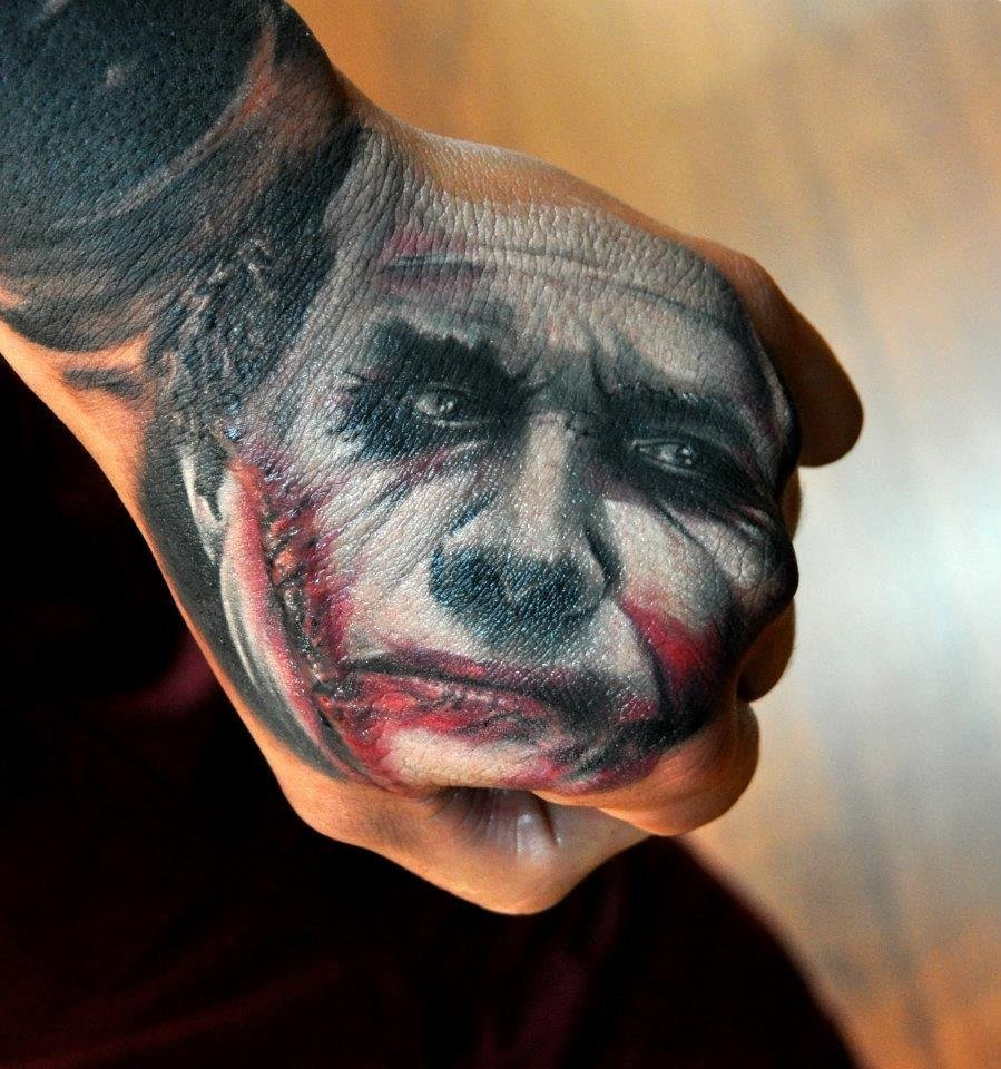 Świetne tatuaże #4 44