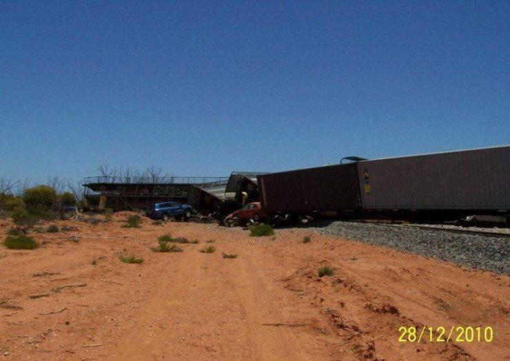 Kosztowny wypadek kolejowy 1