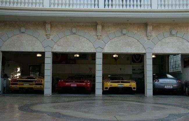 Najdroższy garaż świata 16