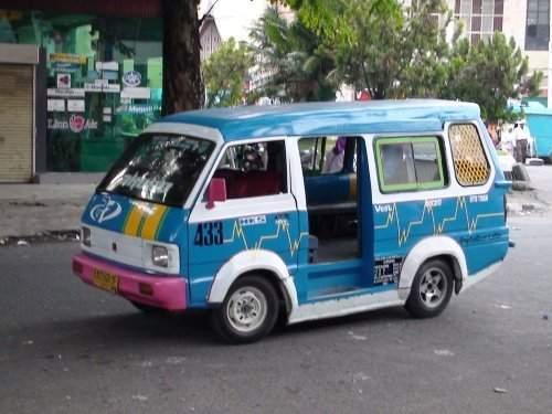 Japoński tuning minivanów 7