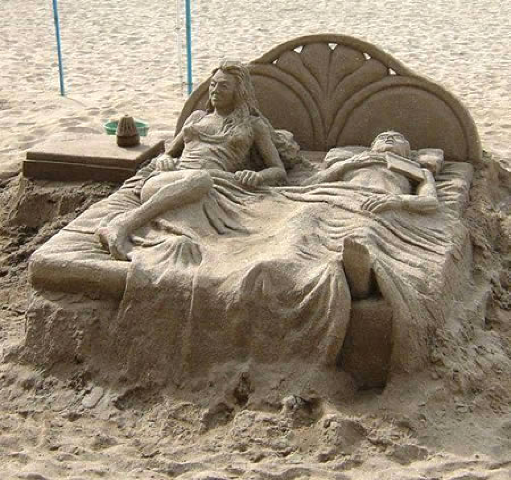Rzeźby z piasku #6 24