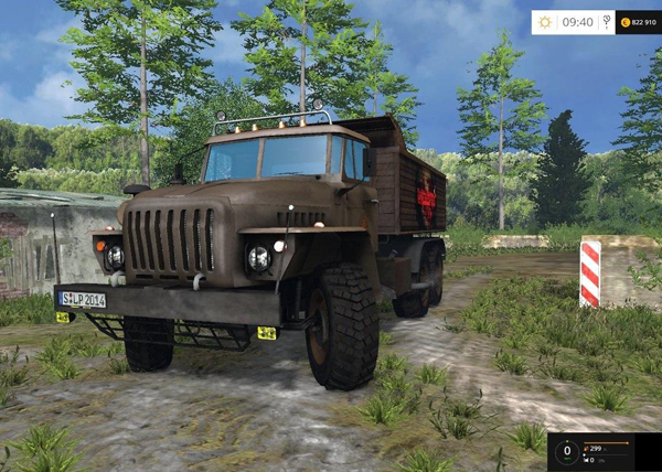 Ural 4320 v2 by XT3 181