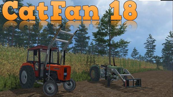 URSUS C360 + C4011 + FL BY CATFAN18