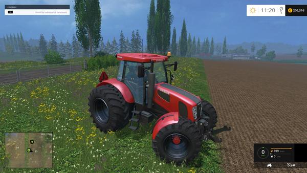 Ursus tractor V1.0