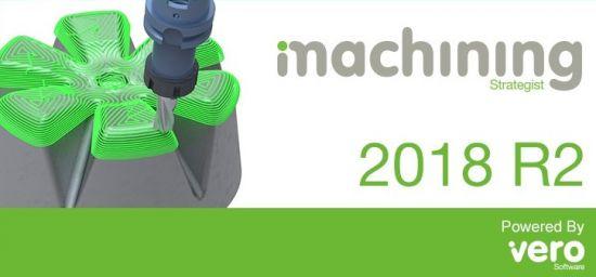 Vero Machining Strategist 2018 R2 Multilingual (x64)