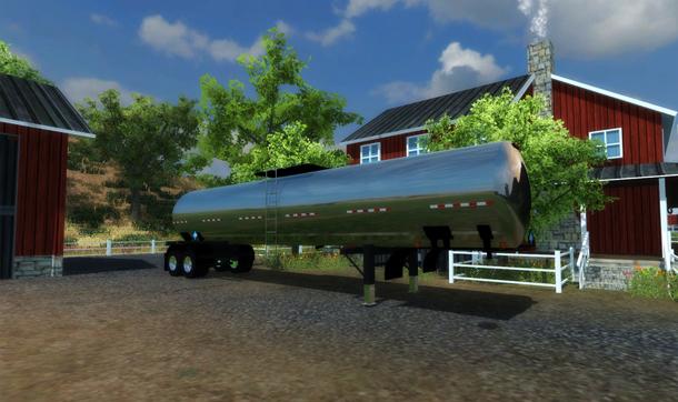 US Milk Pack Trailer v 1.0