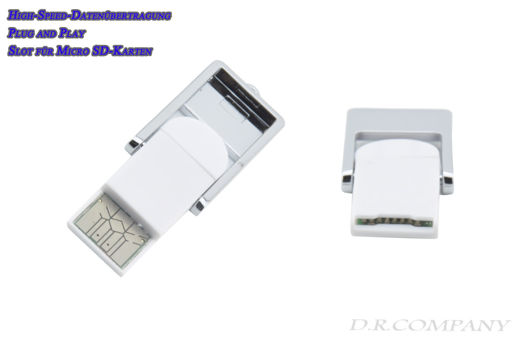 micro sd tf usb card reader kartenleser otg adapter für asus