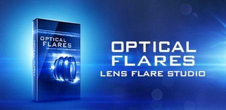Video Copilot Optical Flares and BackLight