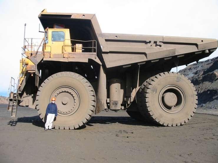 Największe ciężarówki świata 13