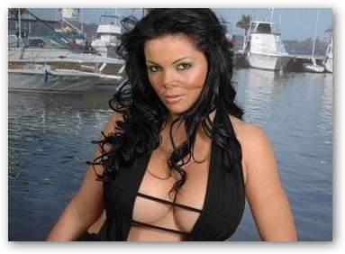 Sheyla Hershey - największe piersi świata 6
