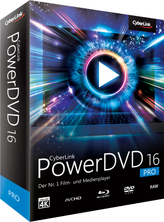 : CyberLink PowerDVD Ultra 16.0.2011.60 Multilanguage inkl.German