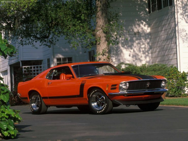 Ford Mustang #2 48