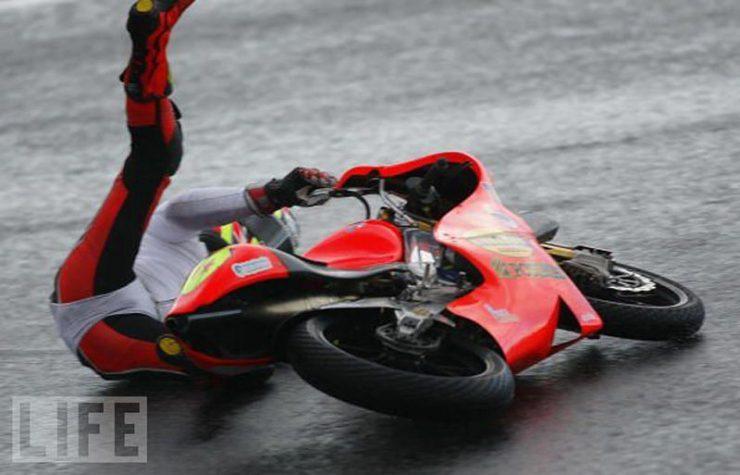 Wypadki motocyklistów #3 10