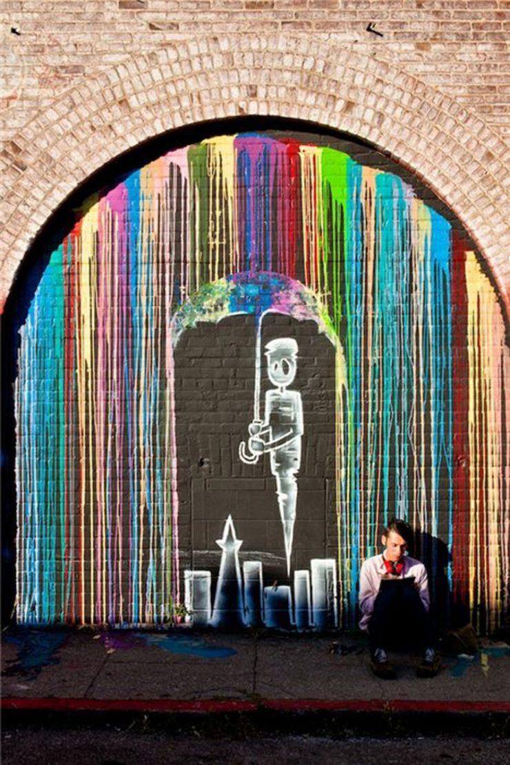 Street art: podsumowanie roku 2010 26