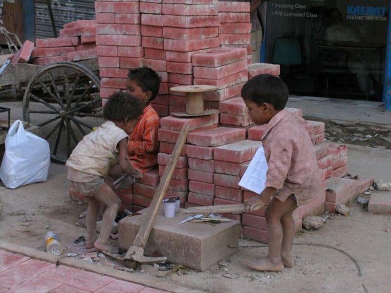 Indyjskie slumsy 9