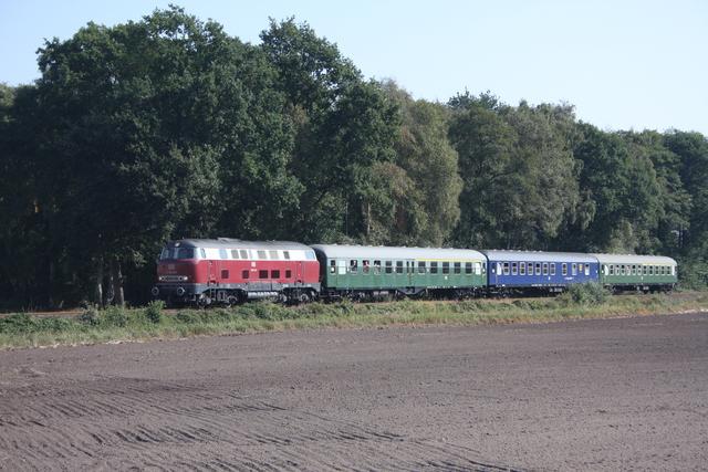V160 003 bei Gehlbergen