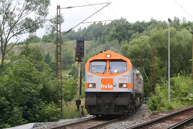 V330.3 Einfahrt Kalkwerk Rübeland