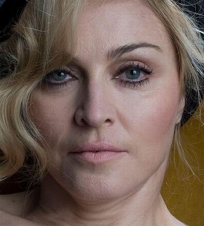 Madonna bez retuszu 5