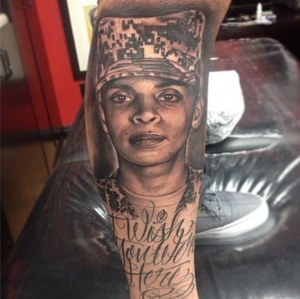 Realistyczne tatuaże #3 11