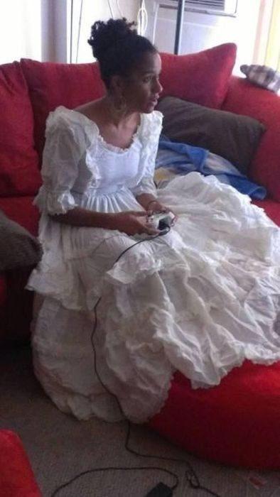 Najdziwniejsze zdjęcia ślubne #4 12
