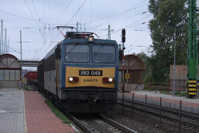 V63 049 Györ-Gyarvaros