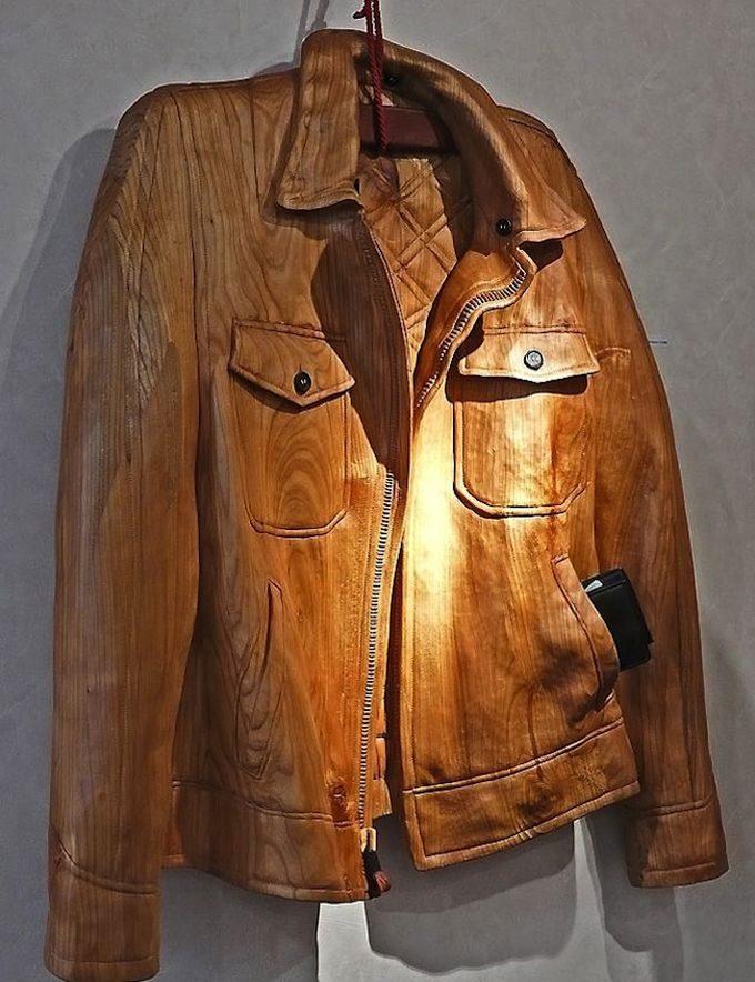 Niesamowite rzeźby z drewna 7