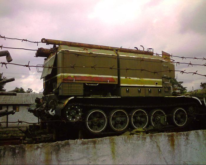 Cmentarzysko czołgów 4