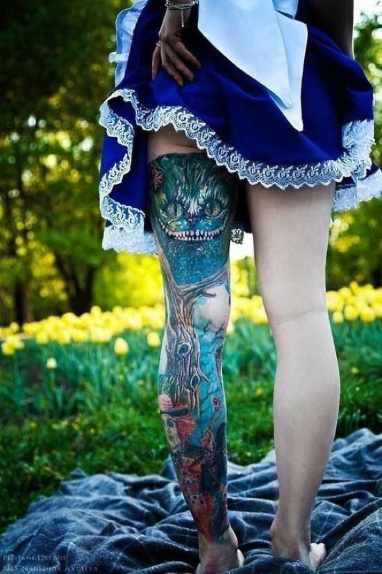Odważne tatuaże #5 19