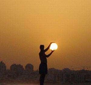 Złapać słońce 4