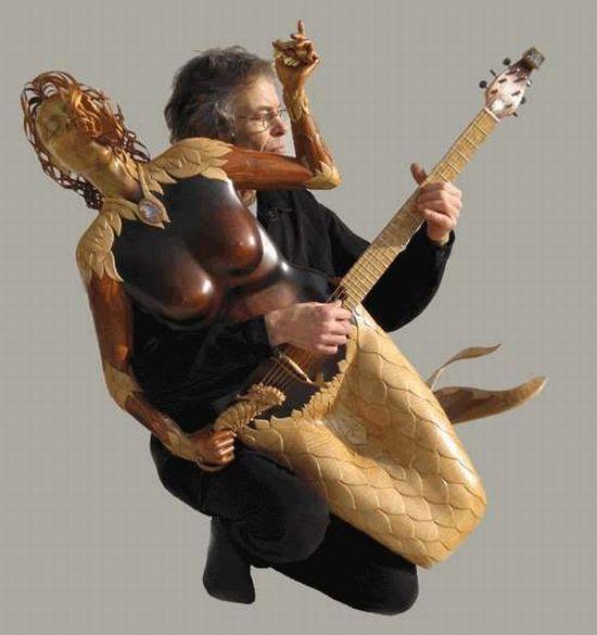 Najdziwniejsze gitary 3
