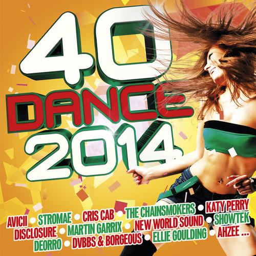 VA - 40 Dance 2014 (2014)