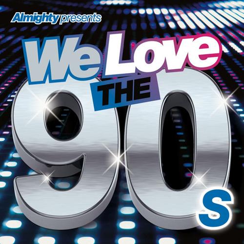 VA - Almighty Presents We Love the 90's (Vol. 2) (2014)