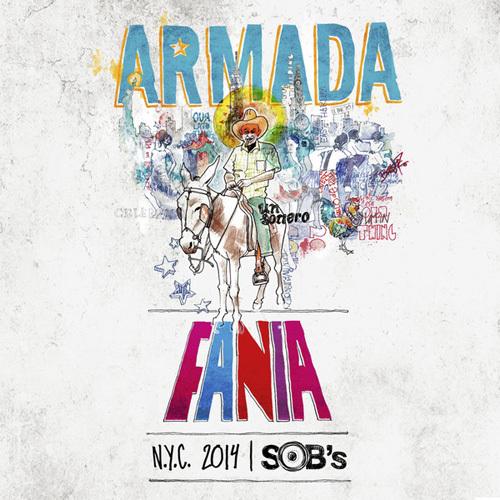 VA - Armada Fania N.Y.C. 2014 Sobs (2014)