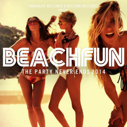 VA - Beach Fun (The Party Never Ends 2014) (2014)