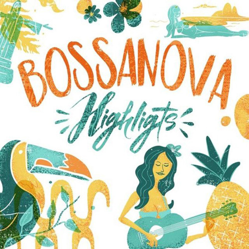 VA - Bossanova Highlights (2014)