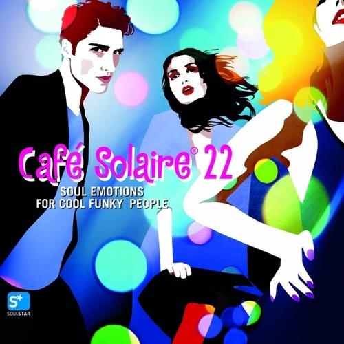 VA - Cafe Solaire, Vol. 22 (2014) [+flac]