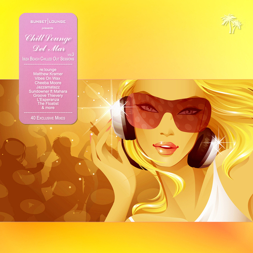 VA - Chill Lounge del Mar, Vol. 3 (Ibiza beach chilled out sessions) (2014)