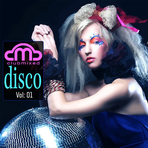 VA - Clubmixed Disco, Vol. 1 (2014)