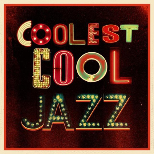 VA - Coolest Cool jazz (2014)