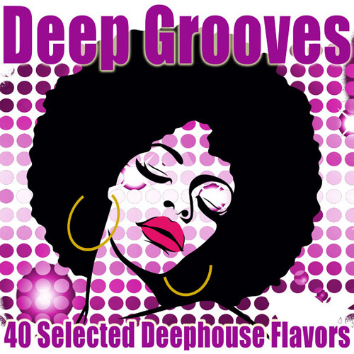 VA -  Deep Grooves (40 Selected Deephouse Flavors) (2014)