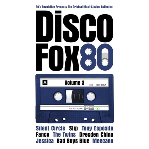 The Original Maxi-Singles Collection: Disco Fox 80 Volume 3 (2014)