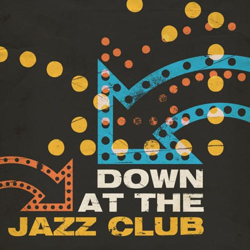VA - Down At The Jazz Club (2014)