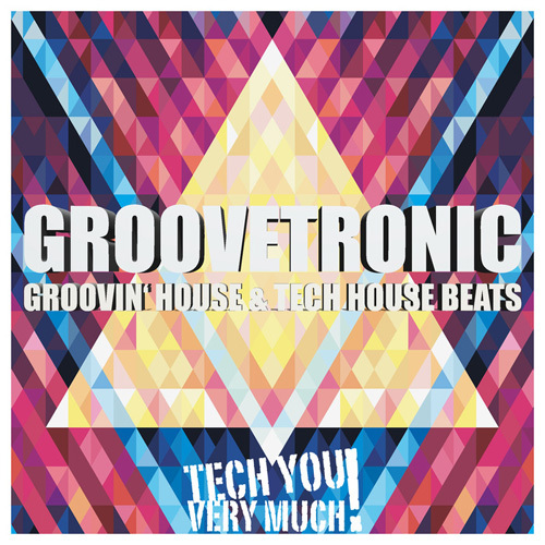 VA - Groovetronic (Groovin House & Tech House Beats) (2014)