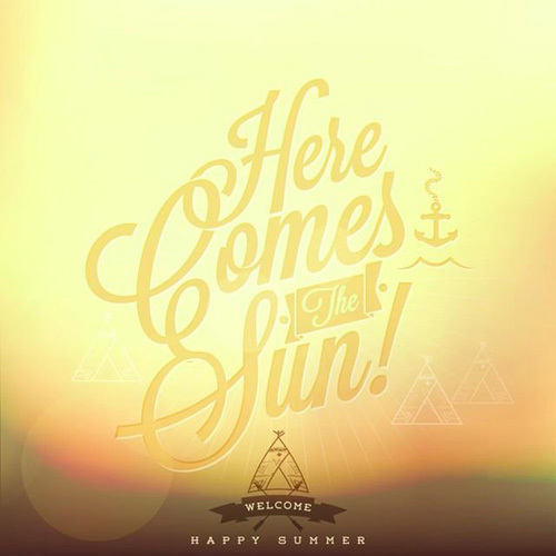 VA - Here Comes the Sun (Rare Sunset Lounge Soundtrack for the After Hour) (2014)