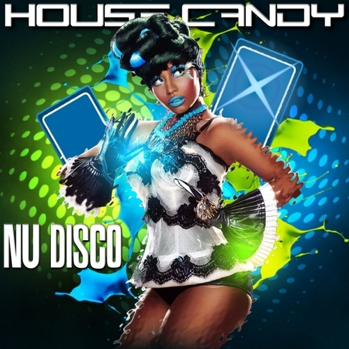VA - House Candy: Nu Disco (2014)