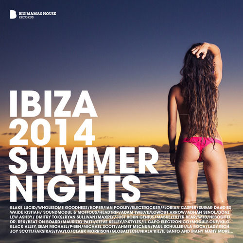 VA - Ibiza 2014 Summer Nights (Deluxe Version) (2014)