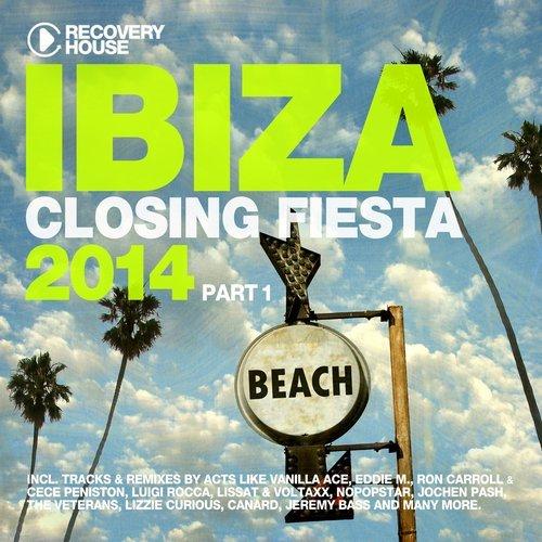 VA - Ibiza Closing Fiesta 2014, Pt. 1 (2014)
